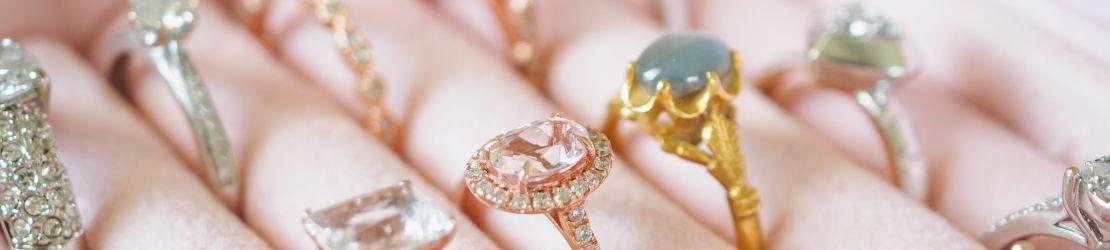 Skladování šperků