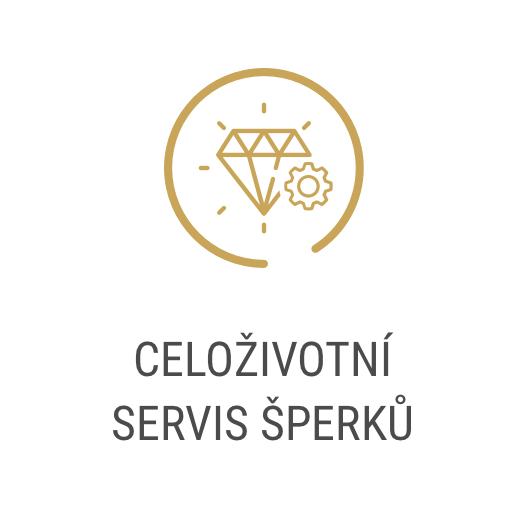 Celoživotní servis šperku