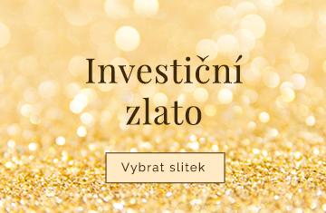 Banner - Investiční zlato