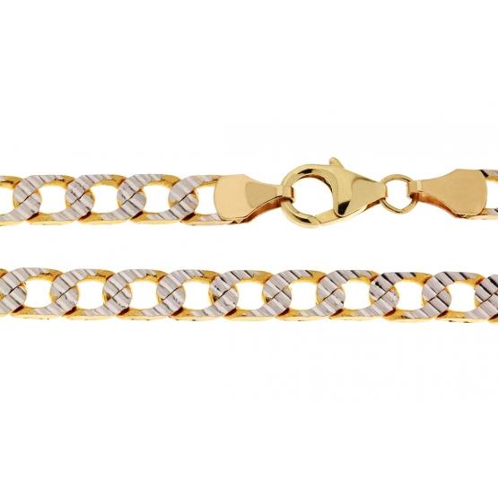 Luxur, Netradiční řetízek z kombinovaného zlata