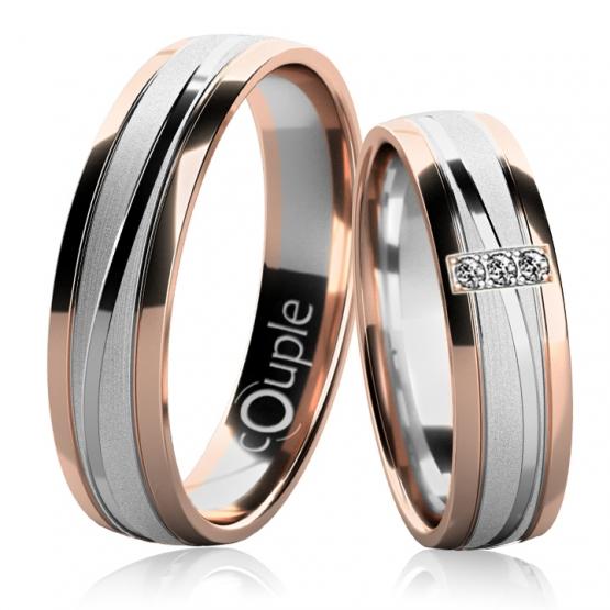 Snubní prsteny ELEN