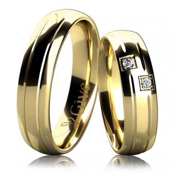 Snubní prsteny Remi