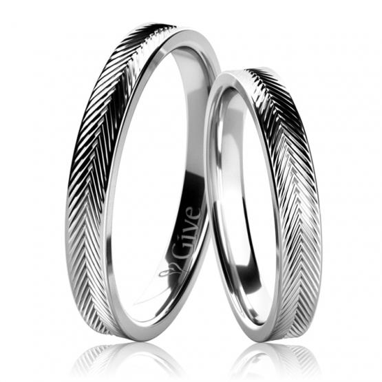 Snubní prsteny Jenna