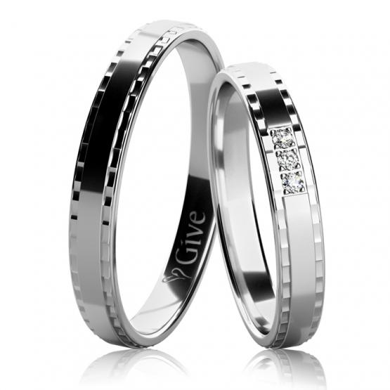 Snubní prsteny Nora