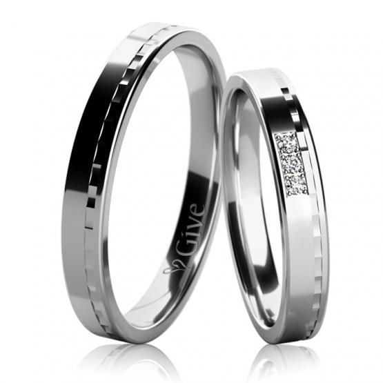 Snubní prsteny Sharyn