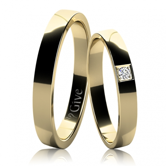 Snubní prsteny Skyler
