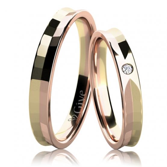 Snubní prsteny Jaylen