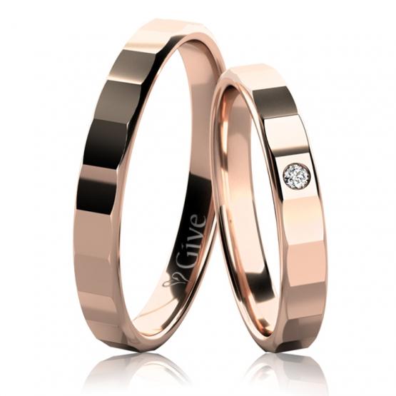 Snubní prsteny Spencer