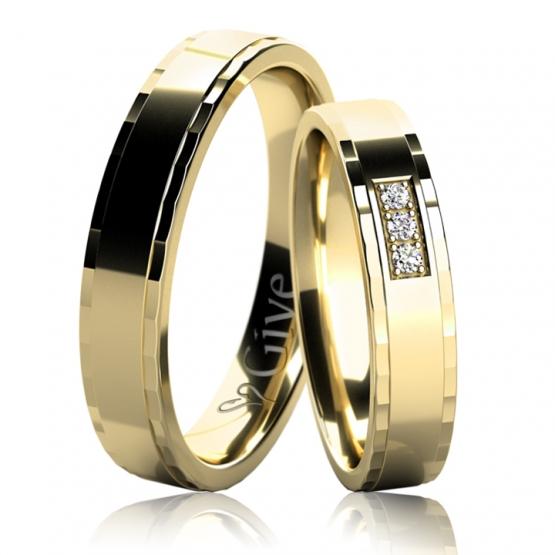 Snubní prsteny Hayle