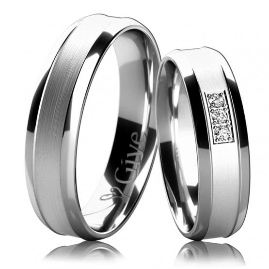 Snubní prsteny Jolie