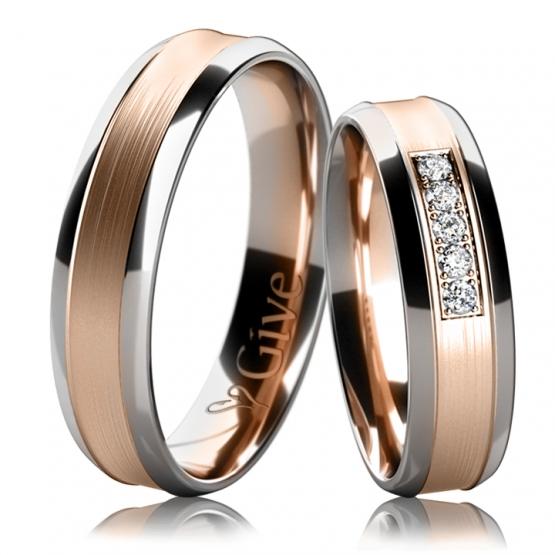 Snubní prsteny Malachi