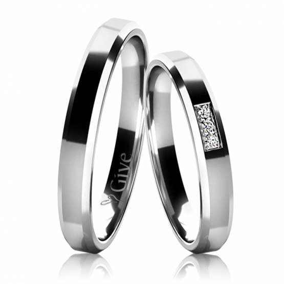 Snubní prsteny Mavis