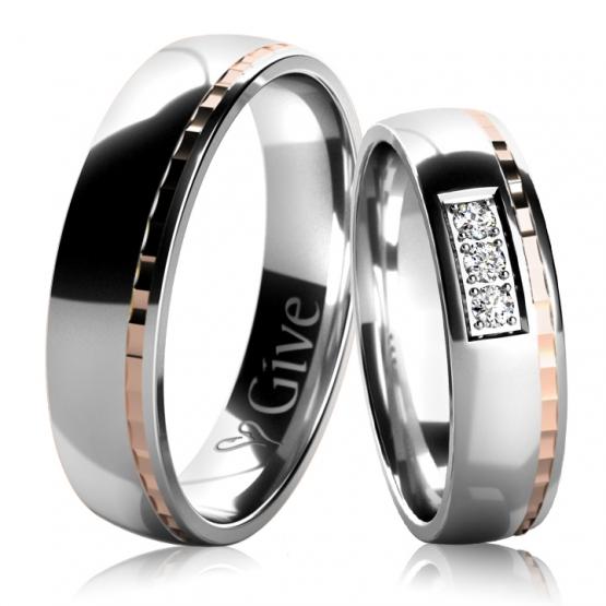 Snubní prsteny Milly