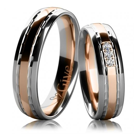 Snubní prsteny Lettie