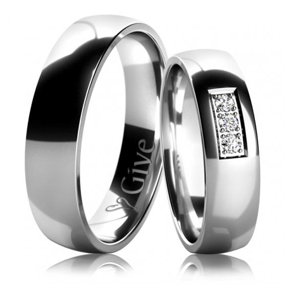 Give, Snubní prsteny Gera