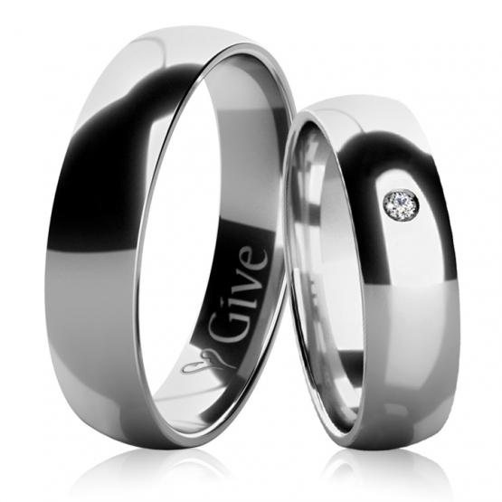 Snubní prsteny Honore