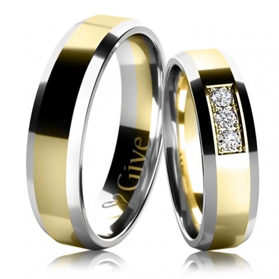 Snubní prsteny Desire