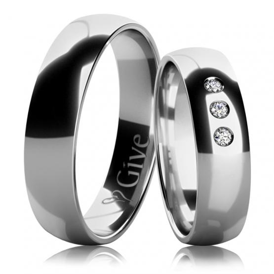 Snubní prsteny Payton