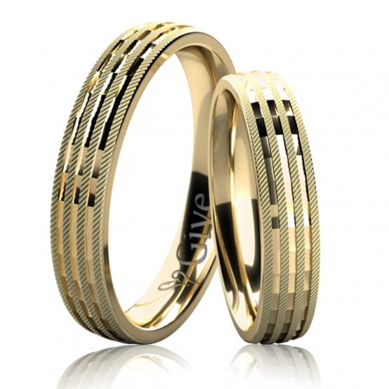 Snubní prsteny Zion
