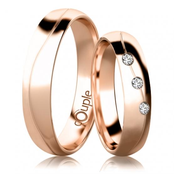 Couple, Snubní prsteny Missy II
