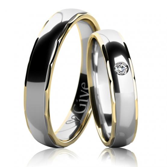 Snubní prsteny Vivien