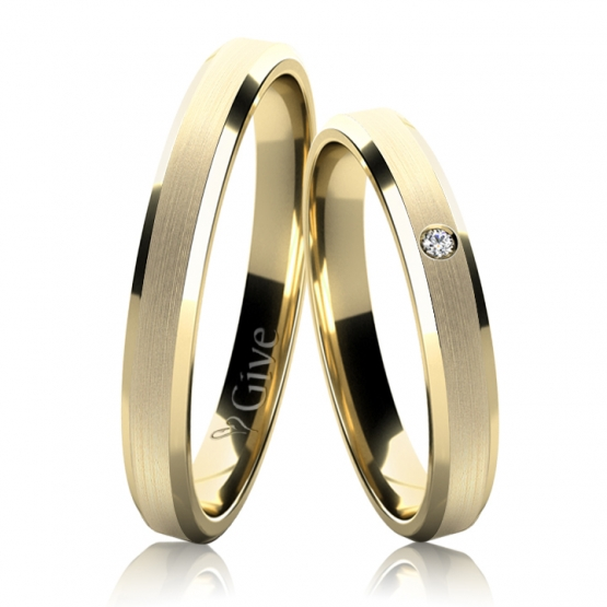 Snubní prsteny Medie