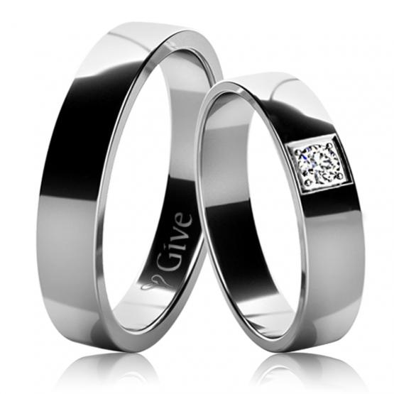 Give, Snubní prsteny Elise