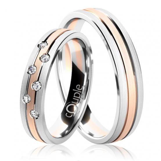 Snubní prsten Finley