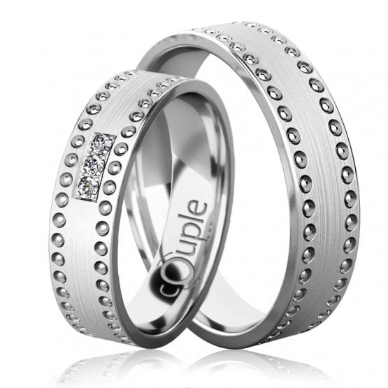 Snubní prsteny Kami