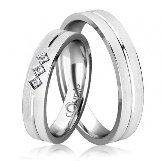 Couple, Snubní prsteny Danton