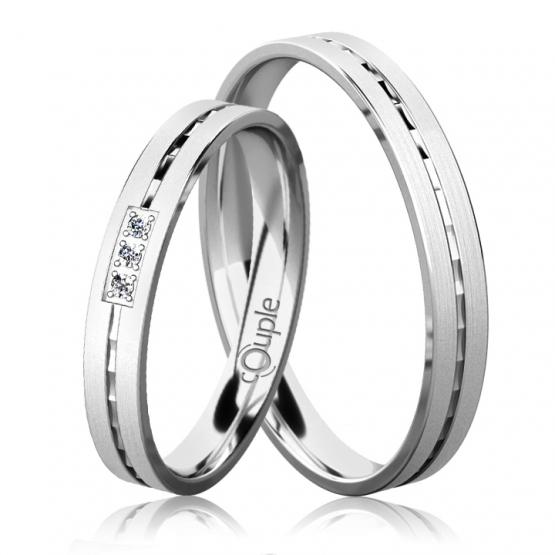 Snubní prsteny Drew