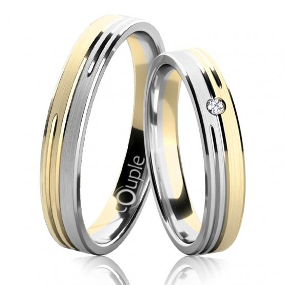 Snubní prsteny Alie