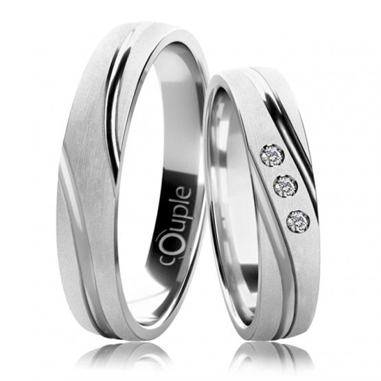Snubní prsteny Aron