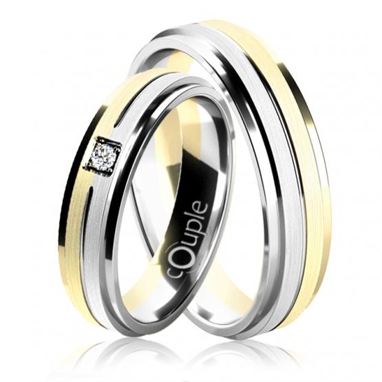 Snubní prsteny Rory II