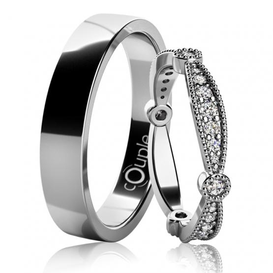 Snubní prsteny Briar