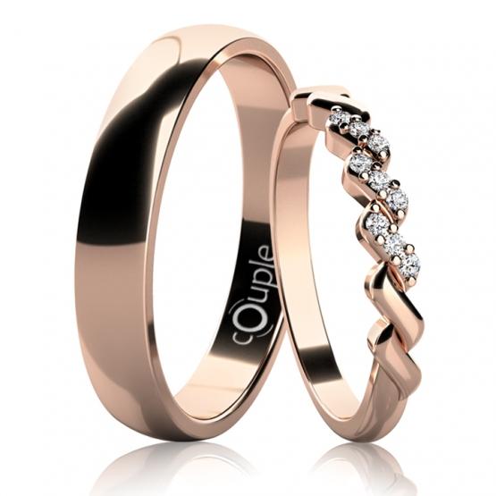 Snubní prsteny Charlot