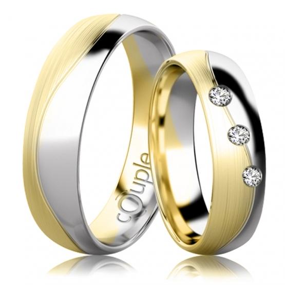 Snubní prsteny Missy