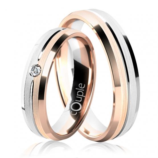 Couple, Snubní prsteny Trudy