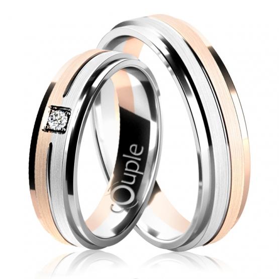 Snubní prsteny Rory