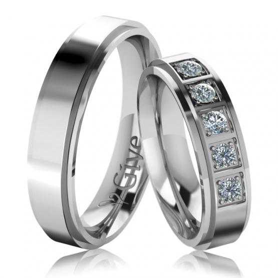 Give, Snubní prsteny Marvin II
