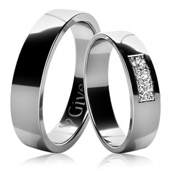 Snubní prsteny Marion II