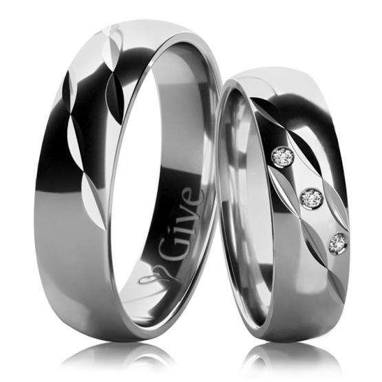 Snubní prsteny Aldon II