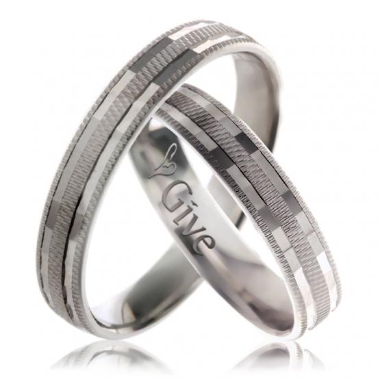 Snubní prsteny Zein