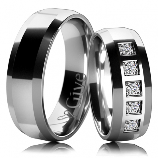 Snubní prsteny Norton
