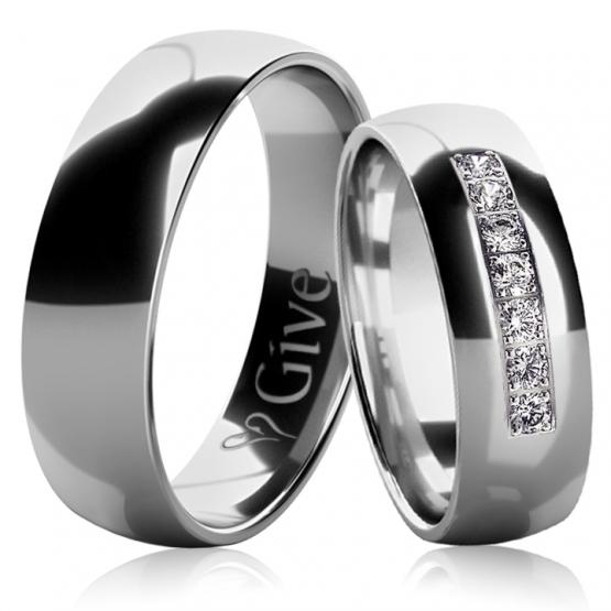 Give, Snubní prsteny Robin