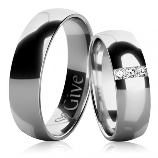 Snubní prsteny Gaia