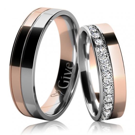 Snubní prsteny Valery