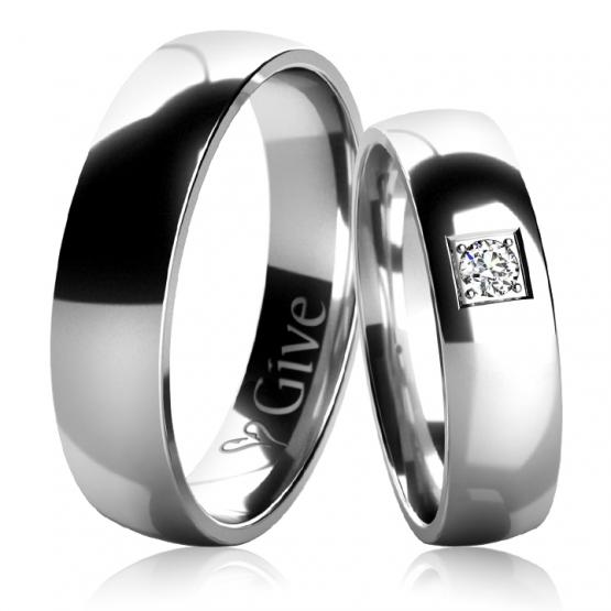 Snubní prsteny Mika