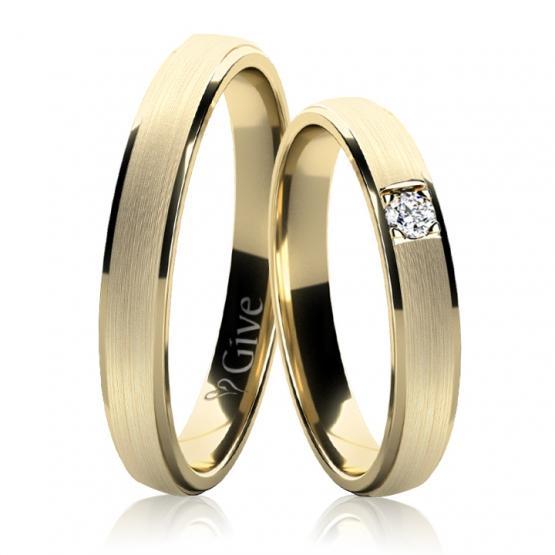 Snubní prsteny Idyle