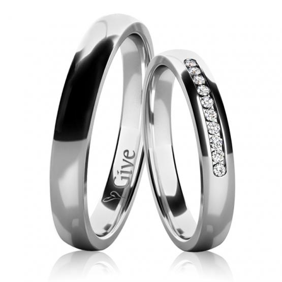 Snubní prsteny Kiara